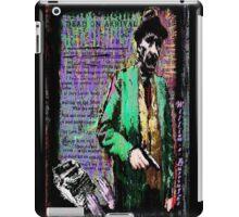 William.S.Burroughs. iPad Case/Skin