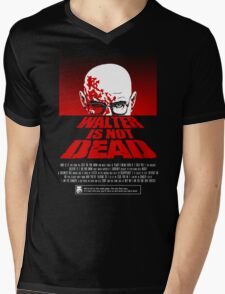 Heisenberg NOT DEAD!  Mens V-Neck T-Shirt