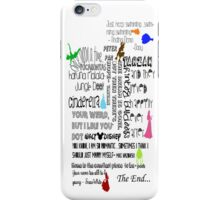 disney  iPhone Case/Skin