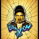 Yo Bitch!.....Jesse Pinkman (Breaking Bad) by Emiliano Morciano