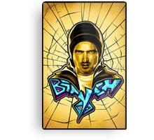 Yo Bitch!.....Jesse Pinkman (Breaking Bad) Metal Print