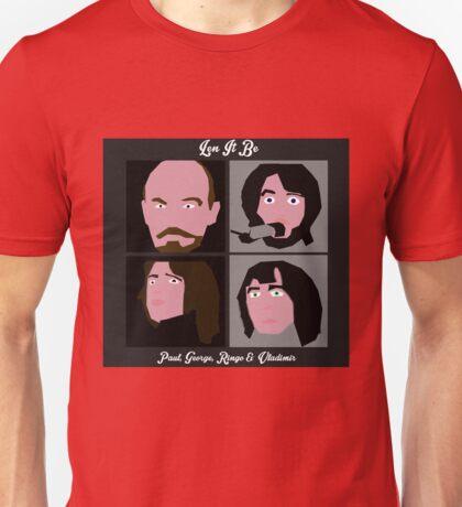 Len It Be Unisex T-Shirt