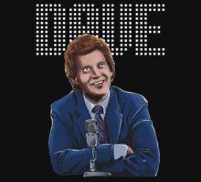 David Letterman - Comic Timing by uberdoodles