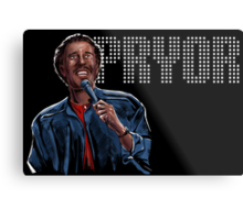 Richard Pryor - Comic Timing Metal Print
