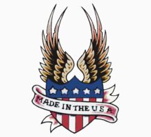 Made in the USA by BungleThreads