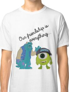 Mike and Sulley - Bestfriends Classic T-Shirt