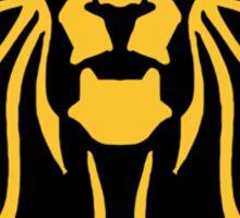 Black Lion Trader Sticker