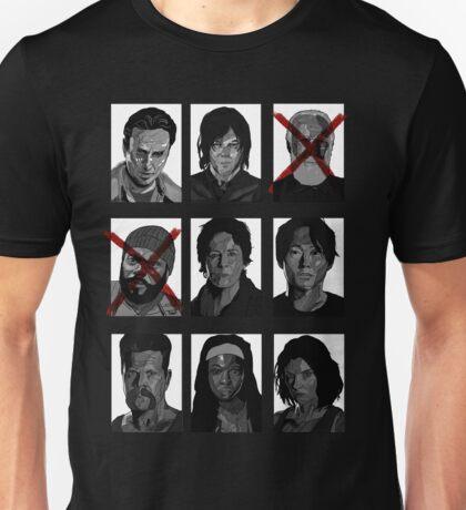 TWD Survivors Unisex T-Shirt