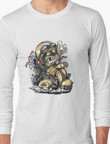 Vespa Blunt Long Sleeve T-Shirt
