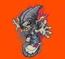 Voodoo Skater Dude by ccorkin