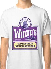Windu's Old Republic Banthaburgers Classic T-Shirt