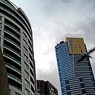 Quay West, IBM & Eureka Skydeck Buildings by V1mage