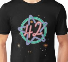 Hitchikers Guide to the Galaxy - 42 Unisex T-Shirt