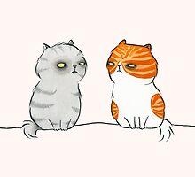 Kitty Cat Nemeses by Zoe Lathey