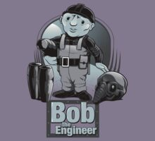Bob the Engineer by nikoby