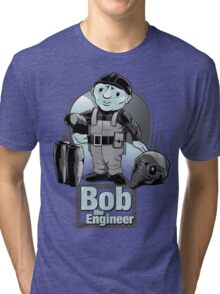 Bob the Engineer Tri-blend T-Shirt