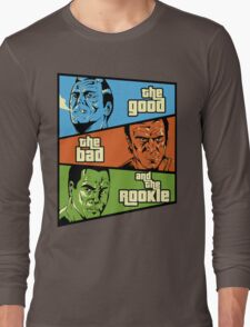 The Good, the Bad and the Rookie T-Shirt