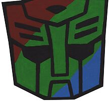Autobot Symbol by Matt Molleur by Matt Molleur