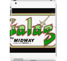 Galaga Arcade iPad Case/Skin