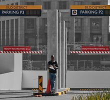 Silo District Parking by awefaul