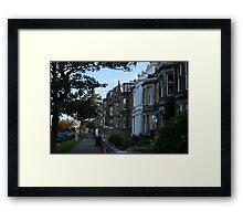 The Scores- St Andrews Framed Print