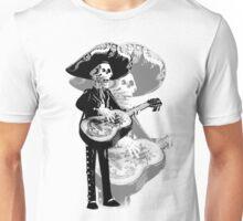Skull Mariachi II Unisex T-Shirt