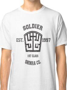 Shinra SOLDIER Final Fantasy VII Classic T-Shirt
