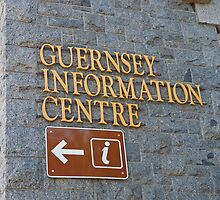Guernsey Inofrmation Centre St Peters Port Guernsey by Keith Larby