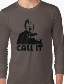 CALL IT - No Country for Old Men Long Sleeve T-Shirt
