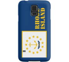 Iphone Case - State Flag of Rhode Island X Samsung Galaxy Case/Skin
