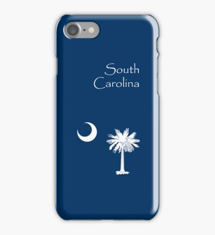 Smartphone Case - State Flag of South Carolina V iPhone Case/Skin