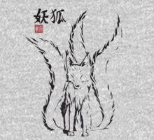 Demon Fox Keaton by Agkrippa