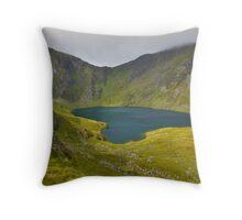 Wales: Cadair Idris Throw Pillow