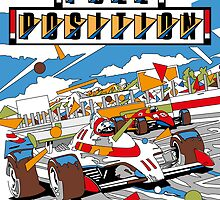 Retro - Arcade Pole Position (1982) by ccorkin