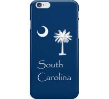 Smartphone Case - State Flag of South Carolina VI iPhone Case/Skin