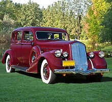 1936 Pierce-Arrow 1601 Sedan by DaveKoontz