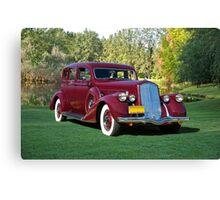 1936 Pierce-Arrow 1601 Sedan Canvas Print