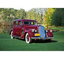 1936 Pierce-Arrow 1601 Sedan Photographic Print