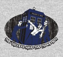 The Walkers have the Phonebox Kids Clothes