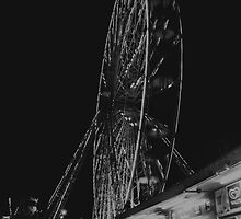 Blackpool Ferris Wheel by Fotomus-Digital