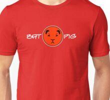 Nanananannana!!! BATPIG!!! (white text) Unisex T-Shirt