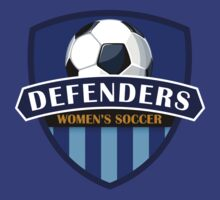 The Last of Us - Defenders Women's Soccer by Katherine Grace