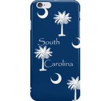 Smartphone Case - State Flag of South Carolina X iPhone Case/Skin
