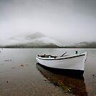 Misty view, Loch Duich by Stuart Blance