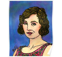 Lady Edith Poster