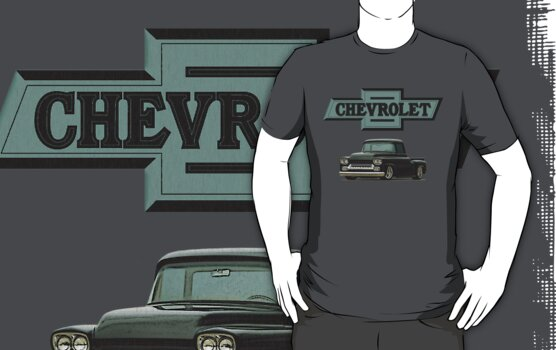Chevy Trucks by Everwind