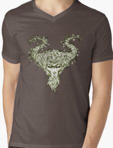 Fawn Mens V-Neck T-Shirt