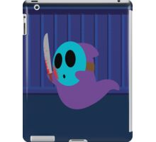 Shy Jason iPad Case/Skin
