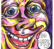 'Be Happy' by Jerry Kirk