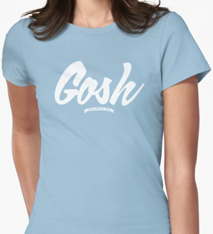 Once Upon a Time - Gosh Womens Fitted T-Shirt